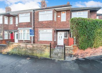 Thumbnail 3 bed terraced house for sale in Farndale Avenue, Hull
