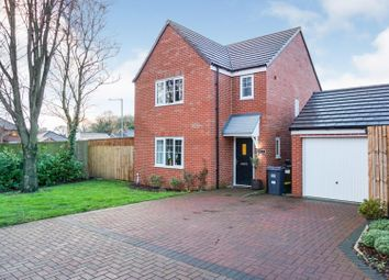 3 bed detached house for sale in Cottonwood Close, Bamber Bridge, Preston PR5