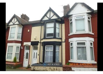 Thumbnail 2 bed terraced house to rent in Greenwood Lane, Wirral