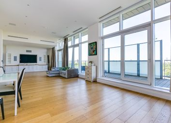 Thumbnail 3 bed flat for sale in Eustace Building, Chelsea Bridge Wharf, 372 Queenstown Road, London