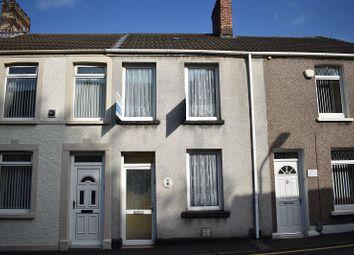 Thumbnail 2 bed terraced house for sale in Glantawe Street, Morriston, Swansea