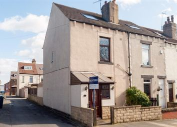Thumbnail 4 bed end terrace house for sale in Woodlands Avenue, Stanningley, Pudsey