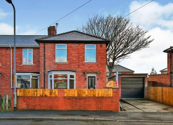 Thumbnail 3 bed end terrace house for sale in Devon Crescent, Billingham