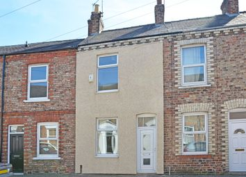 Thumbnail 1 bed terraced house to rent in Granville Terrace, York