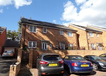 Thumbnail 3 bedroom semi-detached house to rent in Whitley Rise, Reading