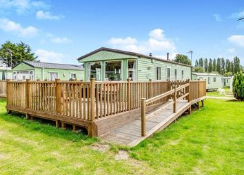 Thumbnail 2 bed mobile/park home for sale in Birdlake Pastures, Crow Lane, Great Billing