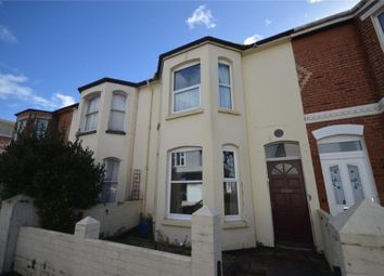 Thumbnail 3 bed terraced house for sale in St. Andrews Road, Exmouth, Devon