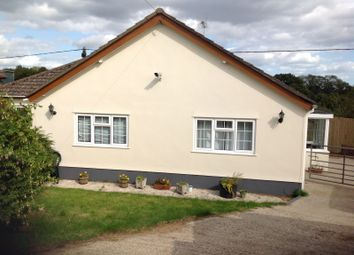 Thumbnail 4 bed detached bungalow for sale in Middle Road, Lytchett Matravers, Poole