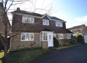 Thumbnail 6 bed detached house for sale in Nightingale Close, Rowland's Castle