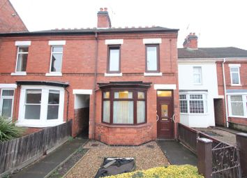 Thumbnail 2 bedroom terraced house for sale in Rugby Road, Hinckley