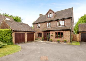 Thumbnail 5 bed detached house for sale in Fairfax Close, Winchester, Hampshire