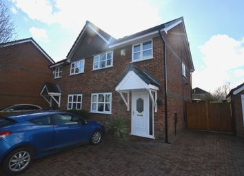 Thumbnail 3 bed semi-detached house to rent in Chesterton Close, Middlewich