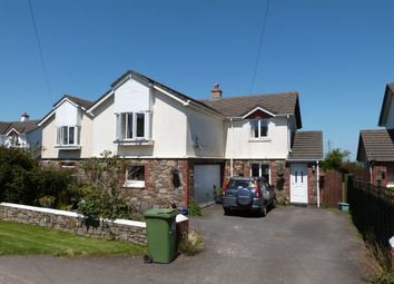 Thumbnail 4 bed detached house for sale in Manor Court, Parkham