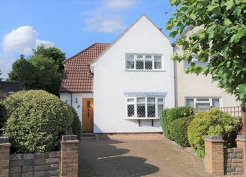Thumbnail 2 bedroom semi-detached house for sale in Pepys Crescent, Arkley, Barnet