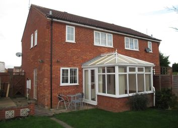 Thumbnail 3 bedroom semi-detached house for sale in Blake Road, Stowmarket