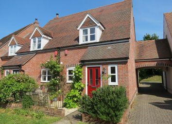 Thumbnail 3 bed semi-detached house to rent in Granary Road, Great Bedwyn