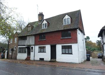 Thumbnail 4 bed semi-detached house to rent in High Street, East Grinstead