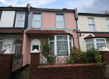 Thumbnail 3 bed terraced house for sale in St. Annes Road, Torquay