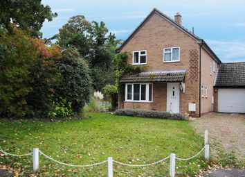 4 bed detached house for sale in Micklefields, Stanton, Bury St. Edmunds IP31