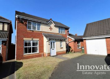 Thumbnail 4 bed detached house to rent in Wyton Avenue, Oldbury