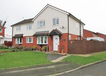 Thumbnail 3 bed semi-detached house for sale in Hopkins Heath, Telford