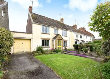 Thumbnail 3 bed end terrace house for sale in The Green, Stoford, Yeovil, Somerset