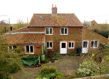 Thumbnail 4 bed detached house for sale in Church Lane, Sedgeford
