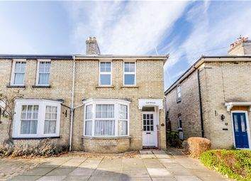 Thumbnail 3 bed semi-detached house for sale in Downham Road, Ely
