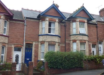 Thumbnail 5 bed terraced house to rent in Mount Pleasant Road, Exeter