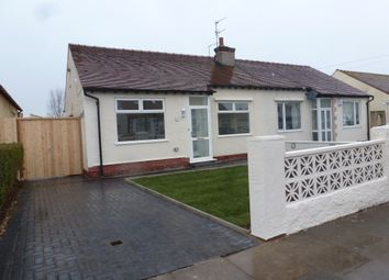 Thumbnail 2 bed semi-detached bungalow for sale in Neva Avenue, Moreton, Wirral