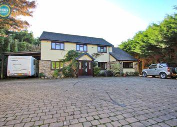 Thumbnail 5 bed detached house for sale in Par Moor, Par