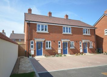 Thumbnail 2 bed semi-detached house for sale in Millway Furlong, Haddenham, Aylesbury