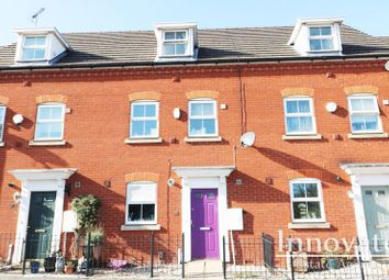 Thumbnail 3 bed terraced house for sale in Roundhills Road, Hurst Green, Halesowen