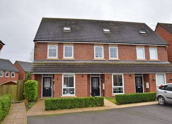 Thumbnail 3 bed town house for sale in Bowers Drive, Silverdale, Newcastle-Under-Lyme
