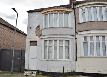Thumbnail 2 bedroom end terrace house for sale in Norcliffe Street, North Ormesby, Middlesbrough