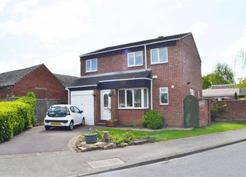 Thumbnail 4 bed detached house for sale in Applehaigh View, Royston, Barnsley, South Yorkshire
