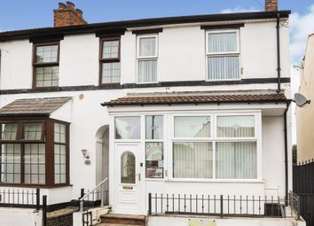 Thumbnail 3 bed end terrace house for sale in Hall Park Street, Bilston