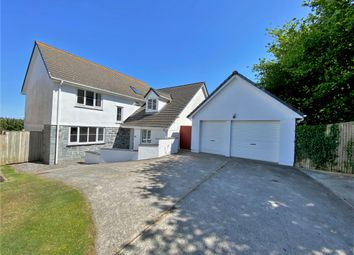 Thumbnail 5 bed detached house for sale in Upton Meadows, Lynstone, Bude