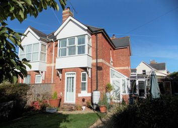 Thumbnail 4 bed semi-detached house for sale in Decoy Road, Newton Abbot