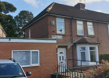Thumbnail 4 bedroom semi-detached house to rent in Adair Avenue, Newcastle Upon Tyne