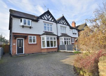 Thumbnail 5 bed semi-detached house for sale in Melton Road, West Bridgford