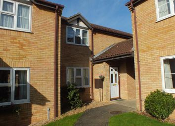Thumbnail 2 bedroom terraced house for sale in Harvest Court, St. Ives, Huntingdon