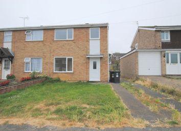 Thumbnail Semi-detached house to rent in Farnham Drive, Rushden