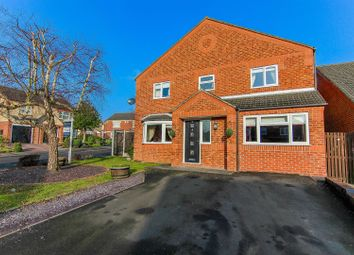 Thumbnail 4 bed detached house for sale in Villebon Way, Whitnash, Leamington Spa