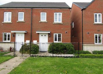 2 bed semi-detached house to rent in Rhodfa Delme, Llanelli, Carmarthenshire. SA15