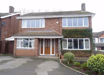 Thumbnail 5 bed detached house for sale in Clint Hill Drive, Stoney Stanton, Leicester