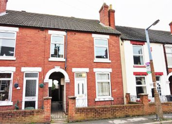 Thumbnail 3 bedroom terraced house for sale in Oversetts Road, Swadlincote