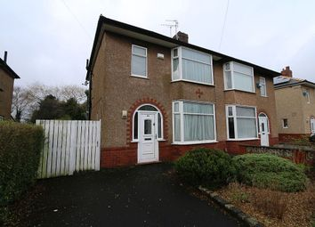 Thumbnail 3 bed semi-detached house for sale in St. Francis Road, Blackburn, Lancashire