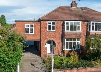Thumbnail 4 bed semi-detached house to rent in Whitcliffe Crescent, Ripon, North Yorkshire