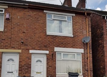 Thumbnail 2 bedroom semi-detached house to rent in Hand Street, Tunstall, Stoke-On-Trent